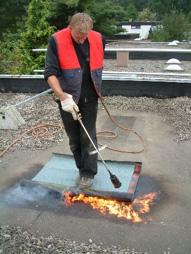 Dachdecker flachdach  Flachdach « Dachdecker-Innung Unterfranken